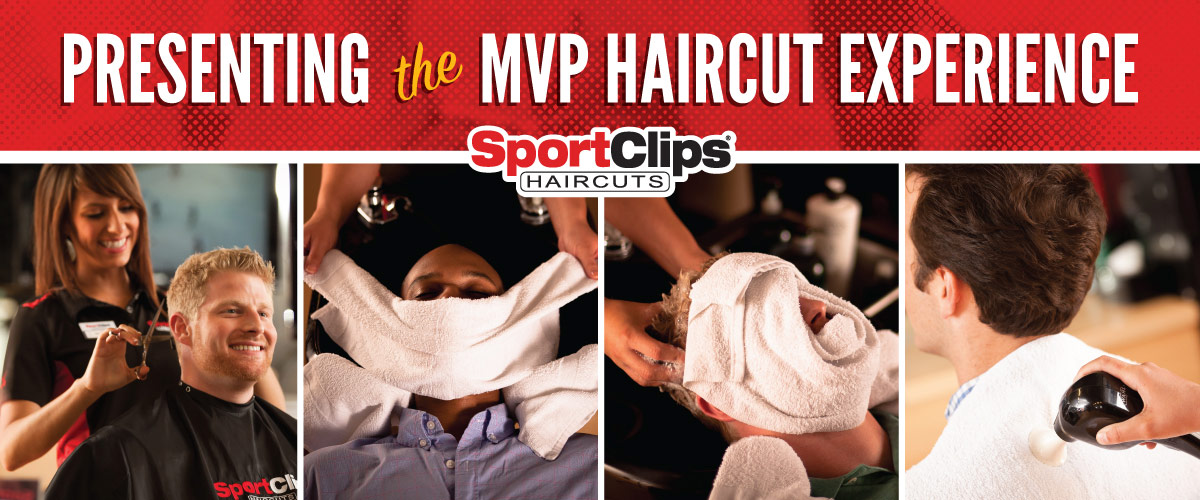 The Sport Clips Haircuts of Sachse/Wylie  MVP Haircut Experience